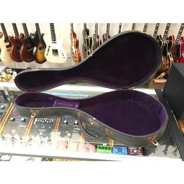 Custom 1930's Geib Mandolin Case 1930's Black/Purple Pre-War