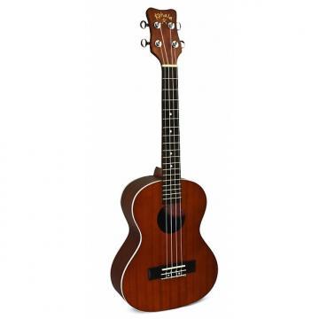 Custom Kohala Akamai AK-T Tenor Ukulele Uke Mahogany Top Aquila Strings
