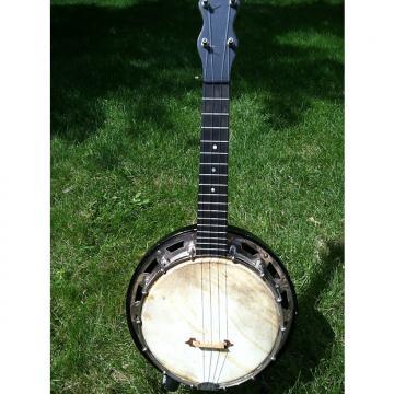 Custom Vintage Abbott Banjo Ukulele 1928 natural