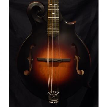 Custom Weber Gallatin F Mandolin NEW Dark sunburst