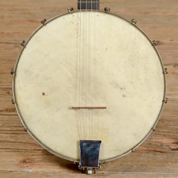 Custom Unidentified Tenor Banjo 1930s