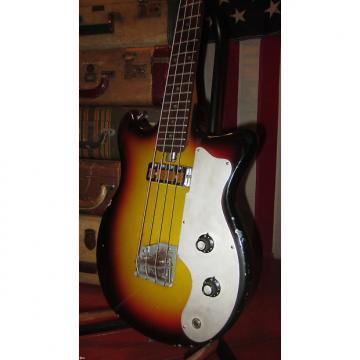 Custom Circa 1969 Teisco Kimberly Bass BS101