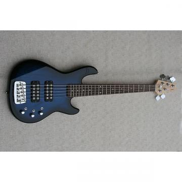 Custom G&L L-2500 Tribute Blueburst
