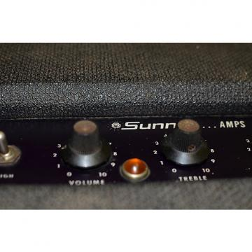Custom Sunn Bass or Guitar Amp Amplifier + 2 JBL Cab Rare Collectable Vintage Model 240-C-60 circa 1966