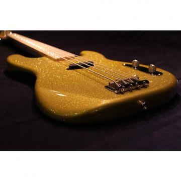 Custom Fender Bass Custom Refinish on Your Guitar - Heavy Flake Finish