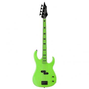 Custom Dean Custom Zone - Nuclear Green