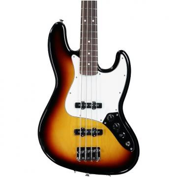 Custom Fender Standard Jazz Bass - Brown Sunburst with Rosewood Fingerboard