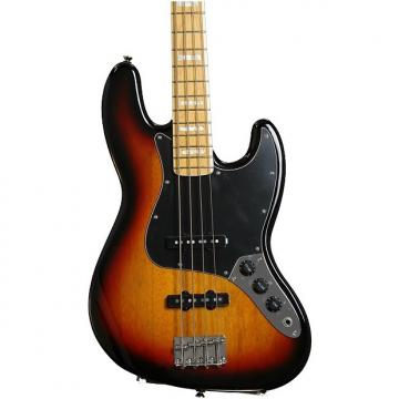 Custom Squier '77 Vintage Modified Jazz Bass - 3 Tone Sunburst