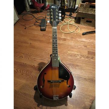 Custom Washburn M-1S/TS (Tobacco Sunburst) Mandolin with case