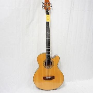 Custom Used Jasmine ES-50C Bass Guitar Natural