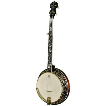 Custom Morgan Monroe Appalachia Banjo W/ Deluxe Case