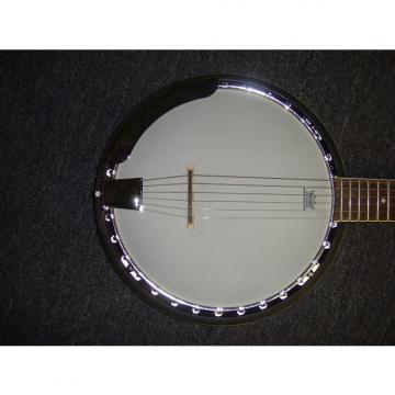 Custom Dean  Backwoods 6 Banjo 2016 chery