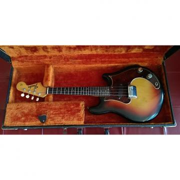 Custom Fender Electric Mandolin Mandocaster July 1964 Three Color Sunburst