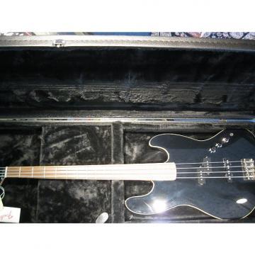 Custom Fender  Aerodyne Jazz Bass 2003 Black