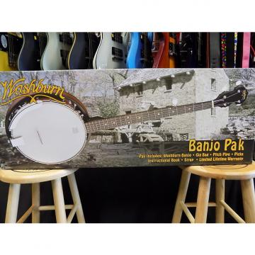 Custom Washburn B8K Banjo Pack
