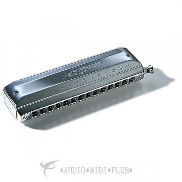 Custom Hohner Meisterklasse Pro 14-Hole Harp Chromatic Harmonica 7565-U - 00400912602918