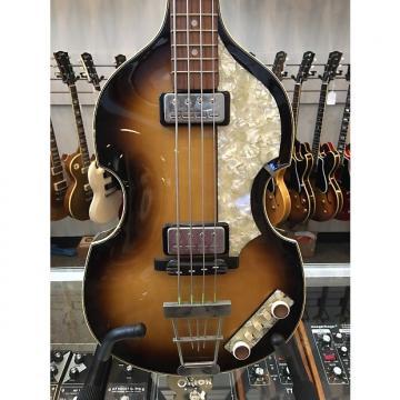 Custom 2003 Hofner 500/1 Vintage RI '62 Electric Bass