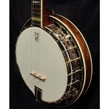 Custom Deering Terry Baucom Model 5-String Banjo NEW