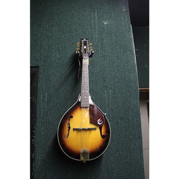 Custom The Epiphone MM-30E/AS Electric Mandolin 3 Tone Sunburst