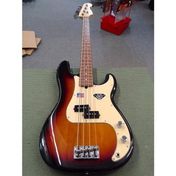 Custom Fender 60th Anniversary American Deluxe P-Bass 2006 Tobacco Burst