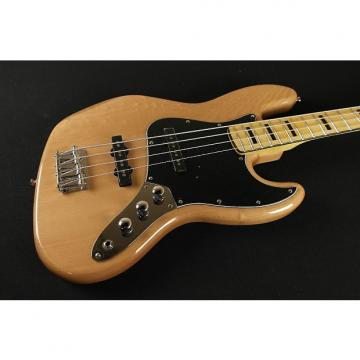 Custom Squier by Fender Vintage Modified Jazz Bass '70S - Natural (560)