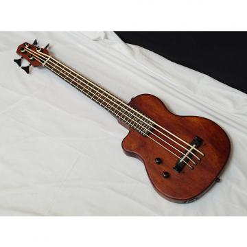 Custom GOLD TONE MicroBass ME-Bass LEFTY Short-Scale ELECTRIC 4-string BASS guitar wBAG