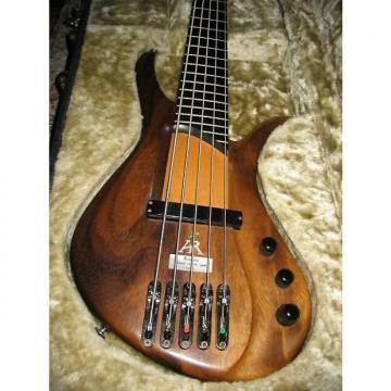 Custom Ibanez Affirma  5 String Bass with Original Case