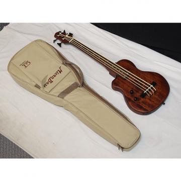 Custom GOLD TONE MicroBass ME-Bass FRETLESS Short-Scale 4-string LEFTY BASS guitar wBAG