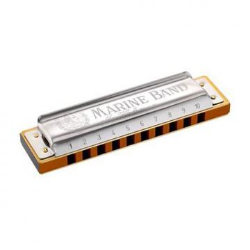 Custom Hohner 1896BX-C Marine Band Key of C (New - Other)
