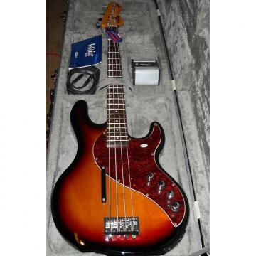 Custom Line 6 Variax Model 700 Bass Sunburst (RARE) w/hardshell case!