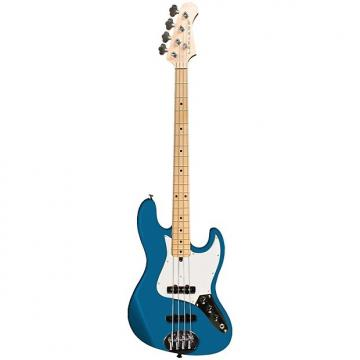 Custom Lakland USA 44-60 Classic - Lake Placid Blue, Maple