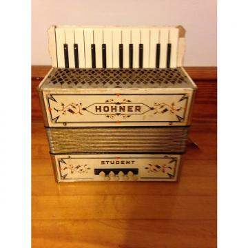 Custom Hohner  Student Accordion, Vintage German