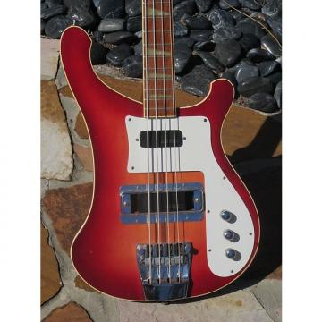Custom Rickenbacker 4001 Bass 1975 Fireglo