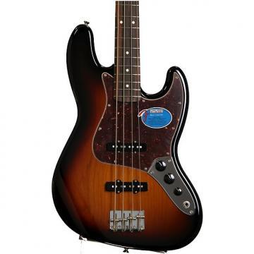 Custom Fender '60s Jazz Bass - 3-Color Sunburst