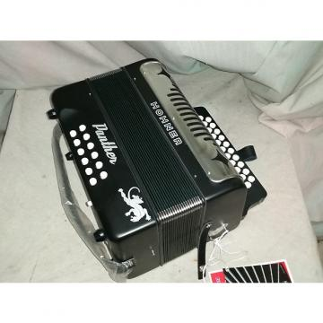 Custom 2010's Hohner-Panther 3100GB Accordion