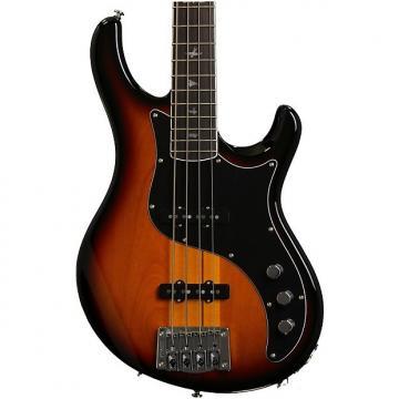 Custom PRS SE Kestrel Bass - Tri-Color Sunburst