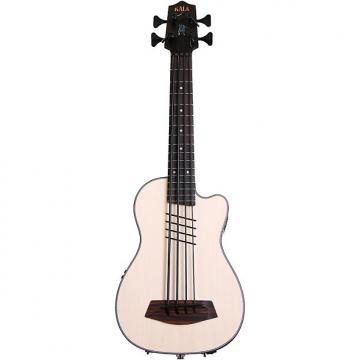 Custom Kala Hutch Hutchinson U-Bass - Natural