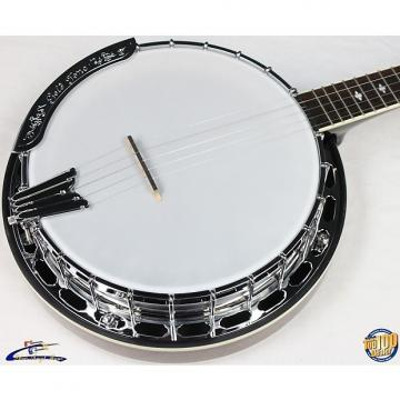 Custom Gold Tone BG-250F Bluegrass 5-String Banjo, Vintage Brown Finish, NEW!! #14281