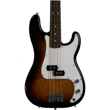 Custom Fender Standard Precision Bass - Brown Sunburst with Rosewood Fingerboard