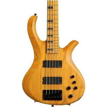 Custom Schecter Session Riot 5, Aged Natural Satin