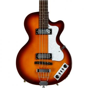 Custom Hofner Ignition Club Bass - Sunburst