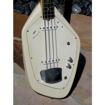 Custom Vox Phantom Bass 1965 White