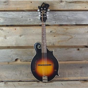 Custom The Loar LM-370 F-Style Mandolin, Vintage Sunburst