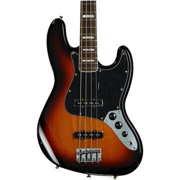 Custom Fender '70s Jazz Bass 3-Tone Sunburst