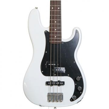 Custom Squier Affinity Series Precision Bass PJ - Olympic White