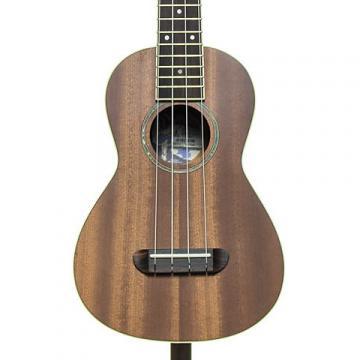 Custom Fender Mino'Aka Concert Ukulele Mahogany Top Satin