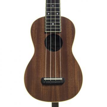 Custom Fender U'Uku Soprano Ukulele Mahogany Top Satin