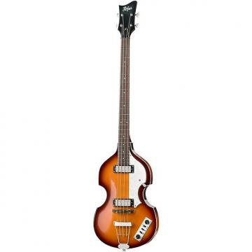 Custom Hofner Ignition Violin Bass - Sunburst
