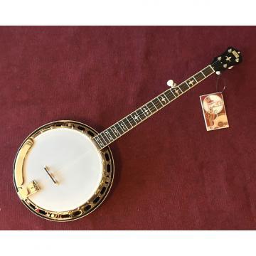 Custom Recording King RK-R25 Madison 5 String Banjo Maple