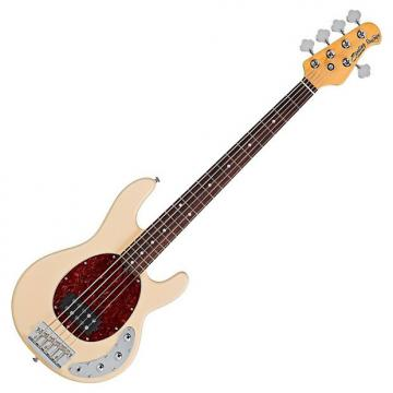 Custom Sterling Music Man RAY35CA 5-String Bass Guitar